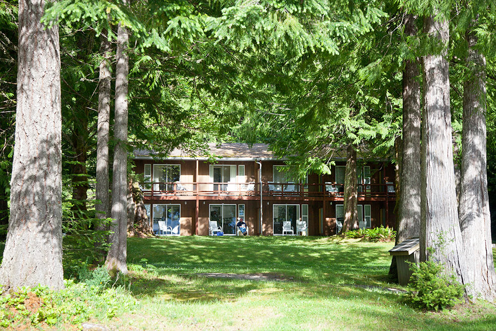 Accommodations at Lake Crescent Lodge | Olympic National