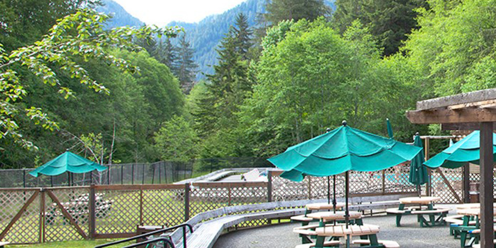 Springs Restaurant at Sol Duc Hot Springs