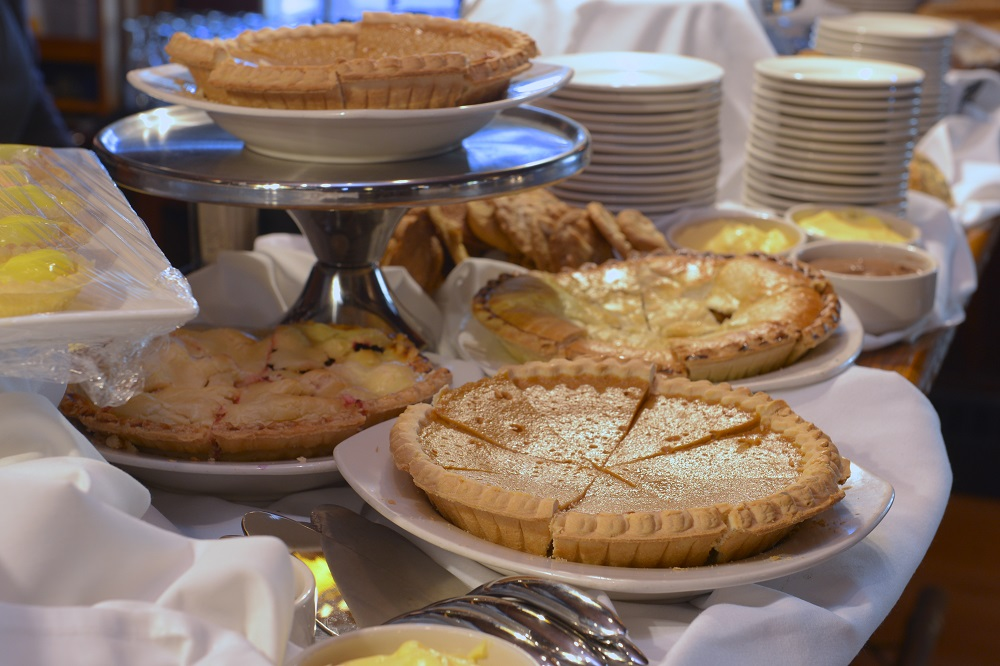 Delectable Thanksgiving Pies