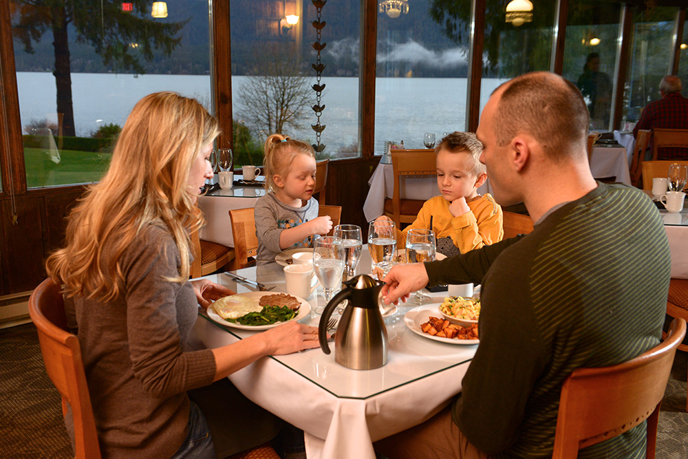 Lake Quinault Family Dining
