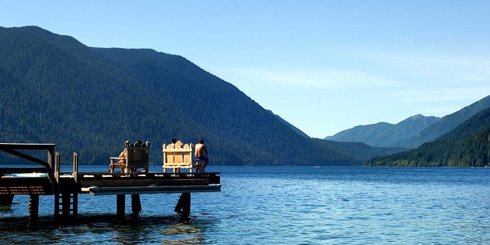 Lake Crescent Lodge Itinerary