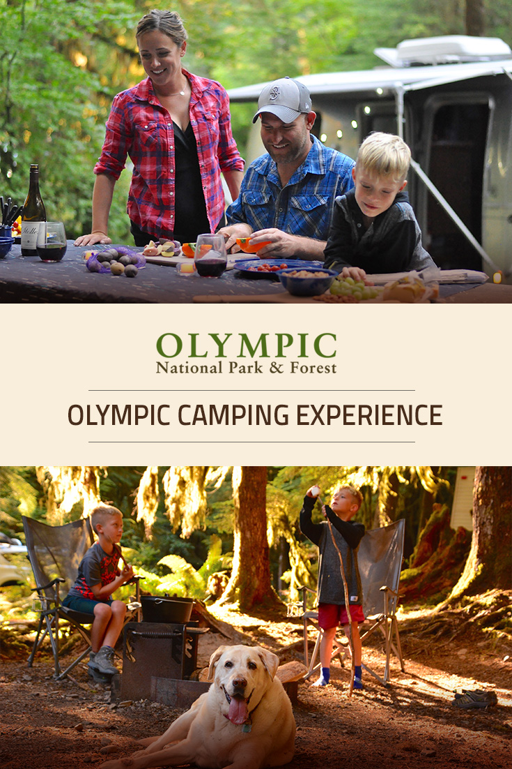 RV & Campground Experience | Olympic National Park & Forest