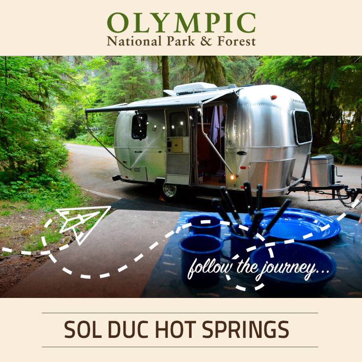 Sol Duc Hot Springs Rv Park Olympic National Park
