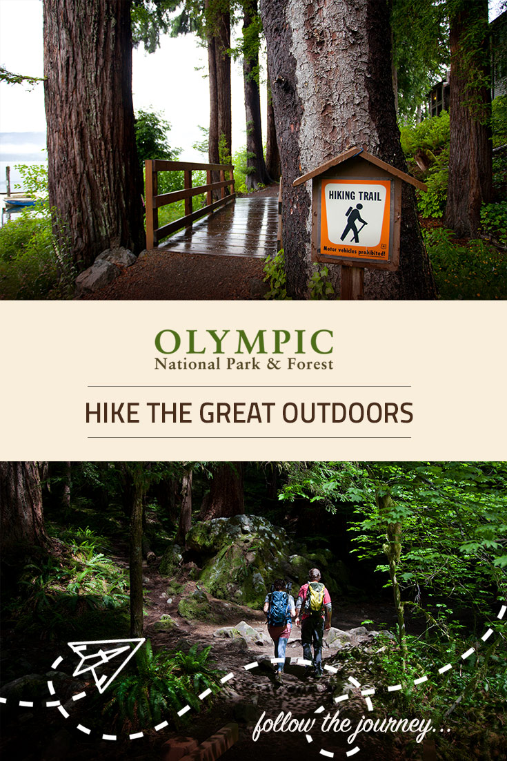 Hiking olympic national park forest olympic peninsula wa for Cabin rentals olympic national forest