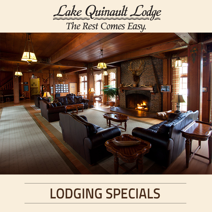 Lake Quinault Lodge Specials Amp Packages Olympic National