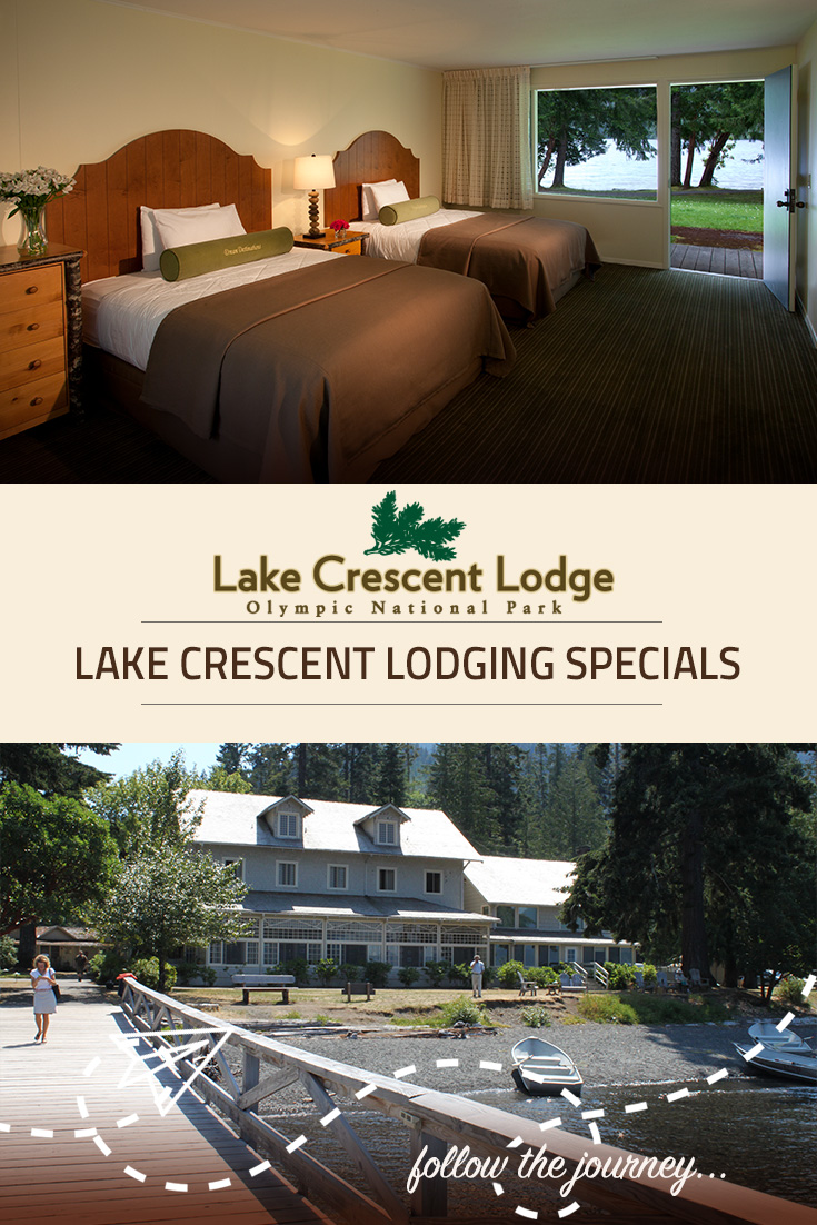 Lake Crescent Lodge Specials Amp Packages Olympic National