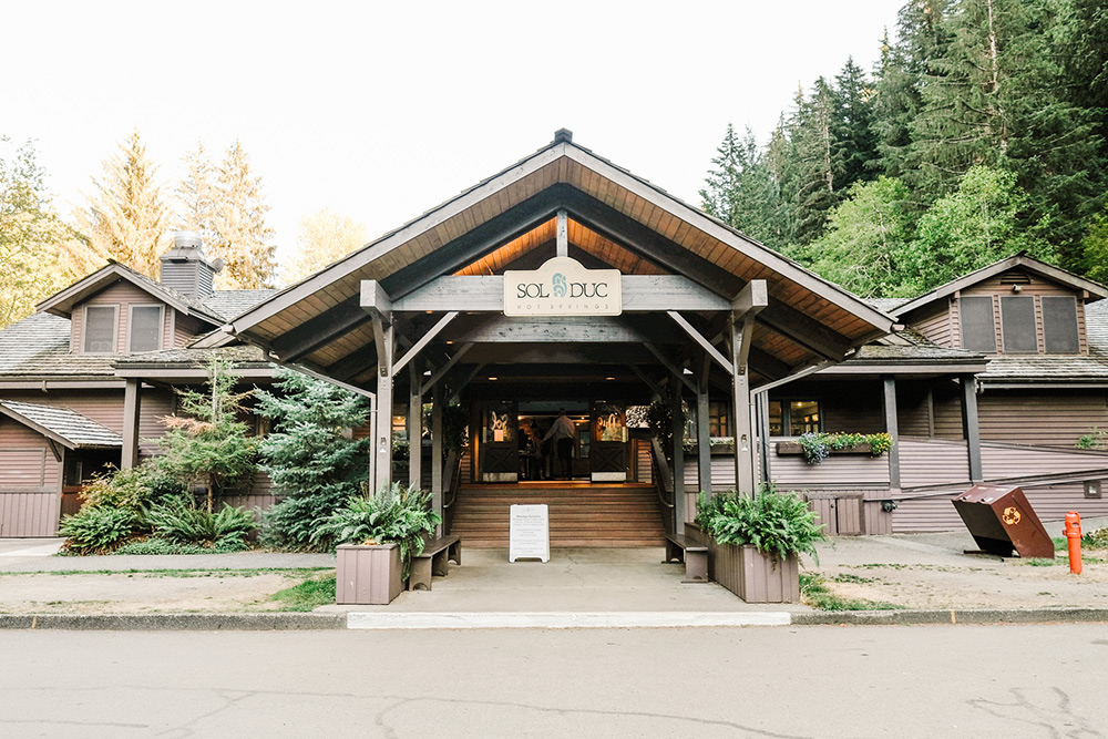Advance Purchase Rate - Sol Duc Hot Springs