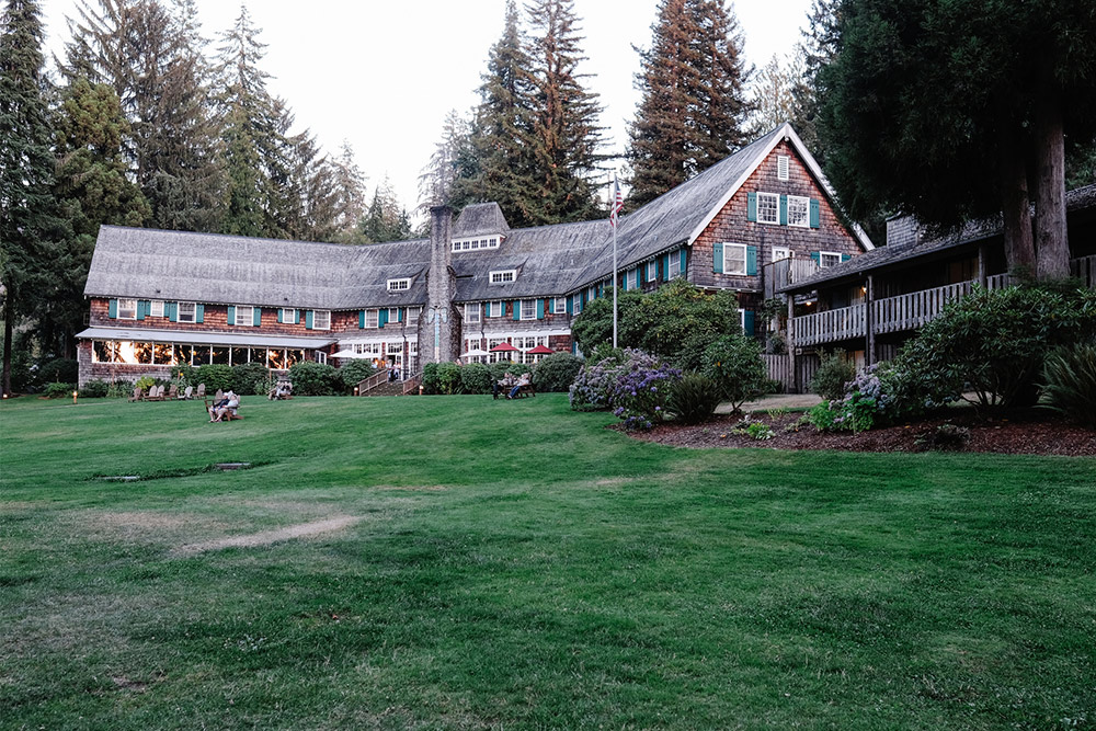 Advance Purchase Rate - Lake Quinault Lodge