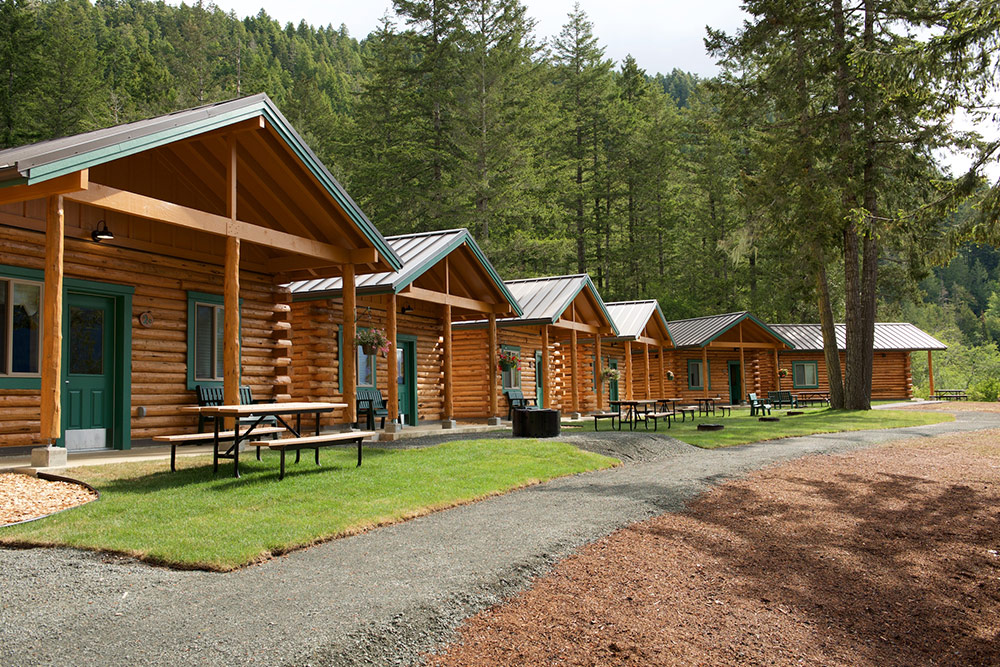 Advance Purchase Rate - Log Cabin Resort