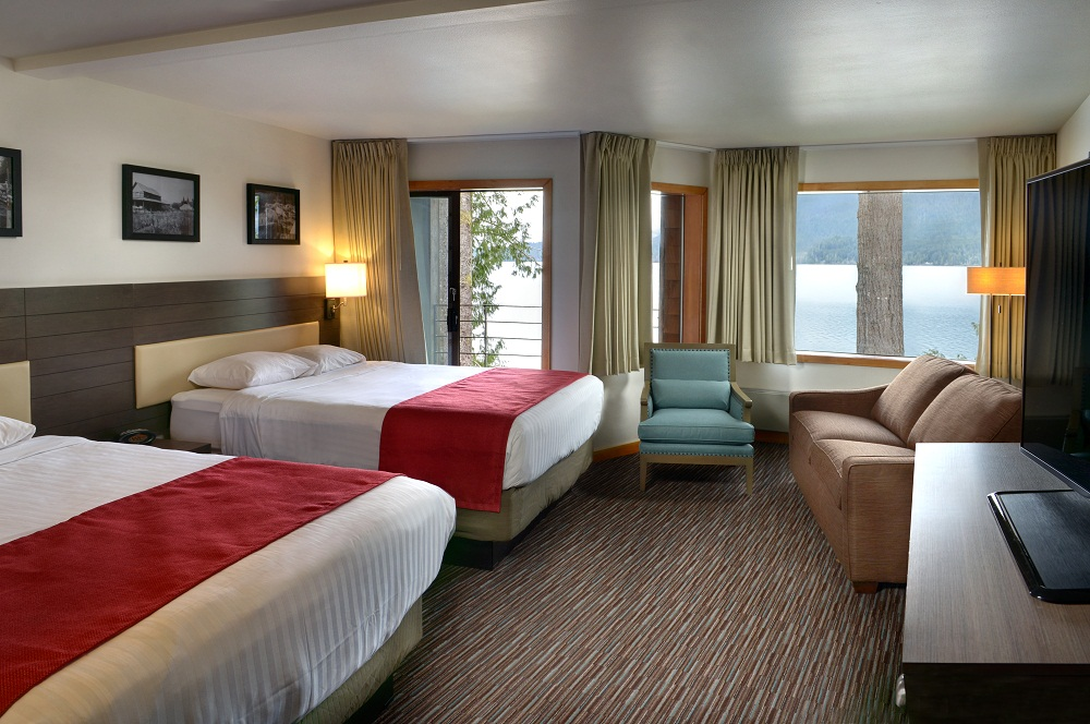 AAA Discount at Lake Quinault Lodge